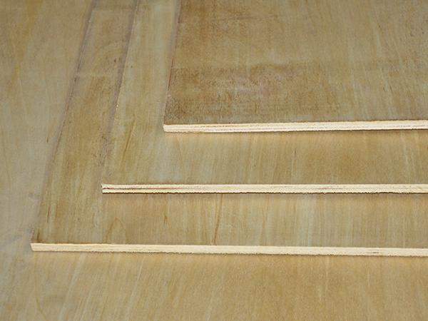 light intensity plywood