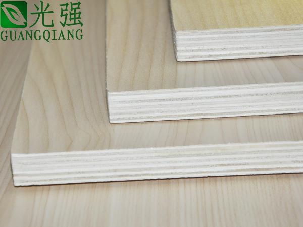 杨木多层免漆板橱柜家具板(07枫木)